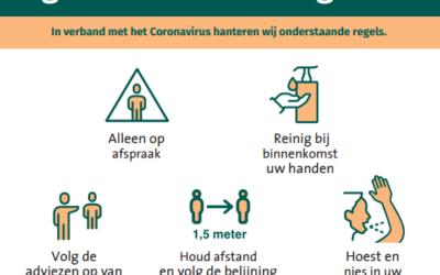 Haags Ontmoeten is op bijna alle locaties weer geopend!